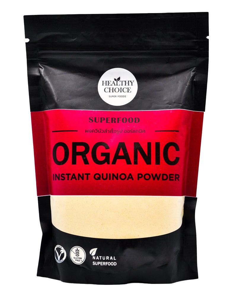 Healthy Choice Organic Instant Quinoa Powder (300g) - Organics.ph