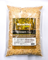 Healthy Grains Organic Brown Rice 5kg - Organics.ph