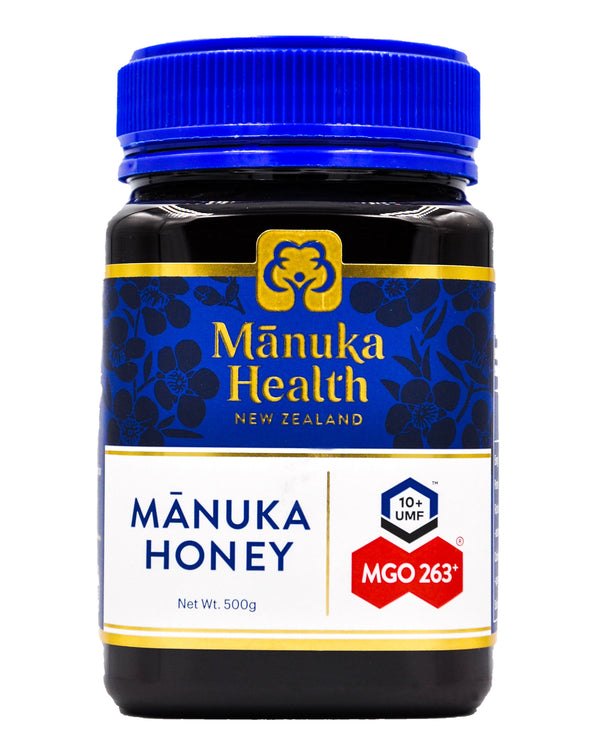 Manuka Health Manuka Honey MGO 250+ (500g) - Organics.ph