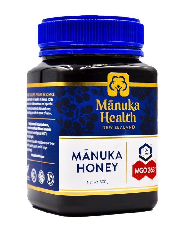 Manuka Health Manuka Honey MGO 250+ (500g) MGO 250+ - Organics.ph