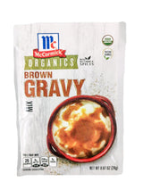 McCormick Organics Brown Gravy Mix (24g) - Organics.ph