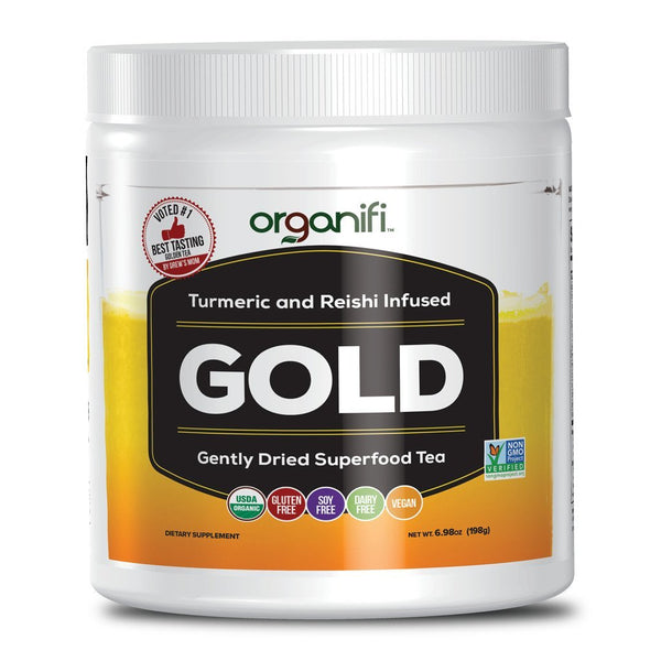 Organifi Gold Superfood Powder (198g) - Organics.ph