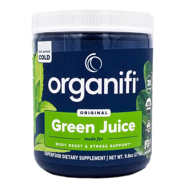 Organifi Green Juice Superfood Powder (279g) - Organics.ph