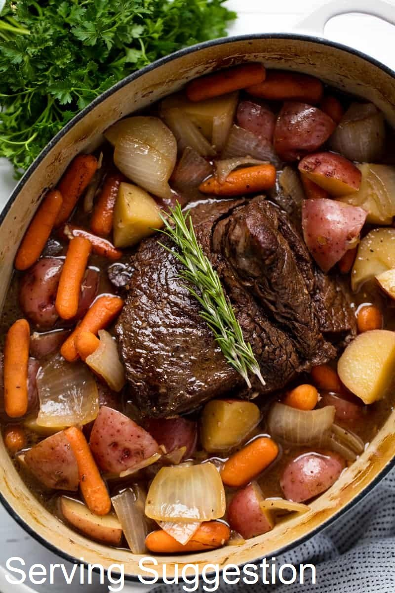 Sourced Beef Pot Roast - Organics.ph