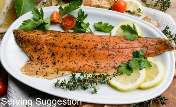 Sourced Fish Salmon Fillet - Organics.ph