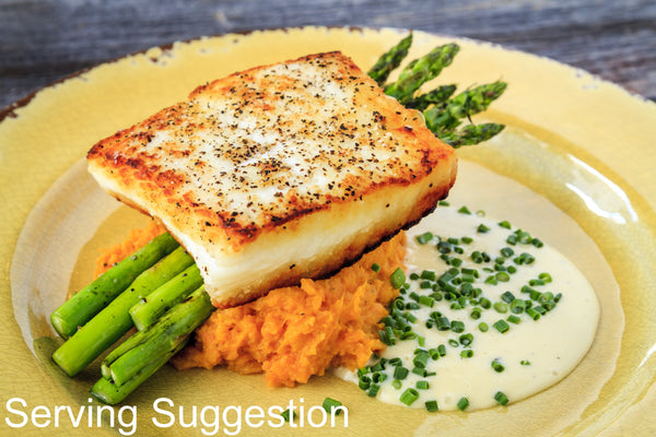 Sourced Halibut Fillet 1kg - Organics.ph