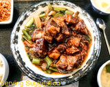 Sourced Pork Sinigang Cut (Spare Ribs) - Organics.ph