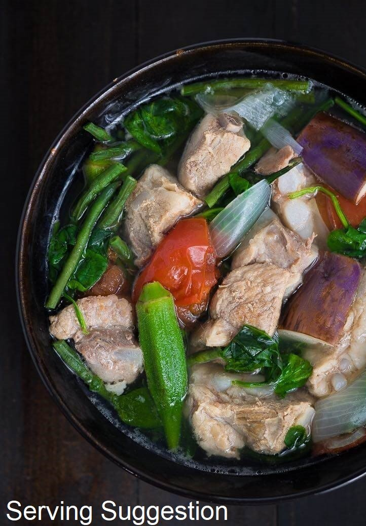 Sourced Pork Sinigang Cut (Spare Ribs) 500g - Organics.ph