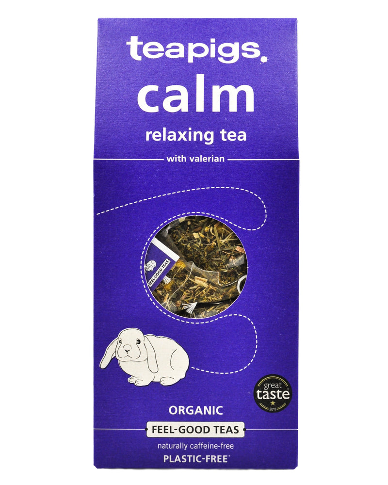Teapigs Organic Tea - Calm Relaxing (15 tea bags) - Organics.ph