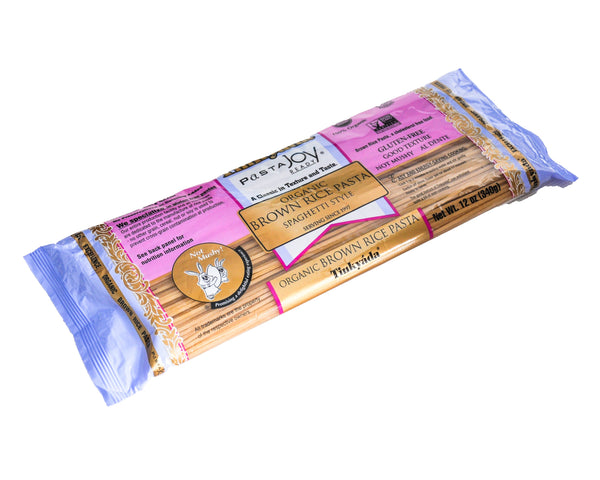 Tinkyada Organic Brown Rice Spaghetti (340g) - Organics.ph
