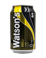 Watson's Soda Water (4 x 330ml) - Organics.ph