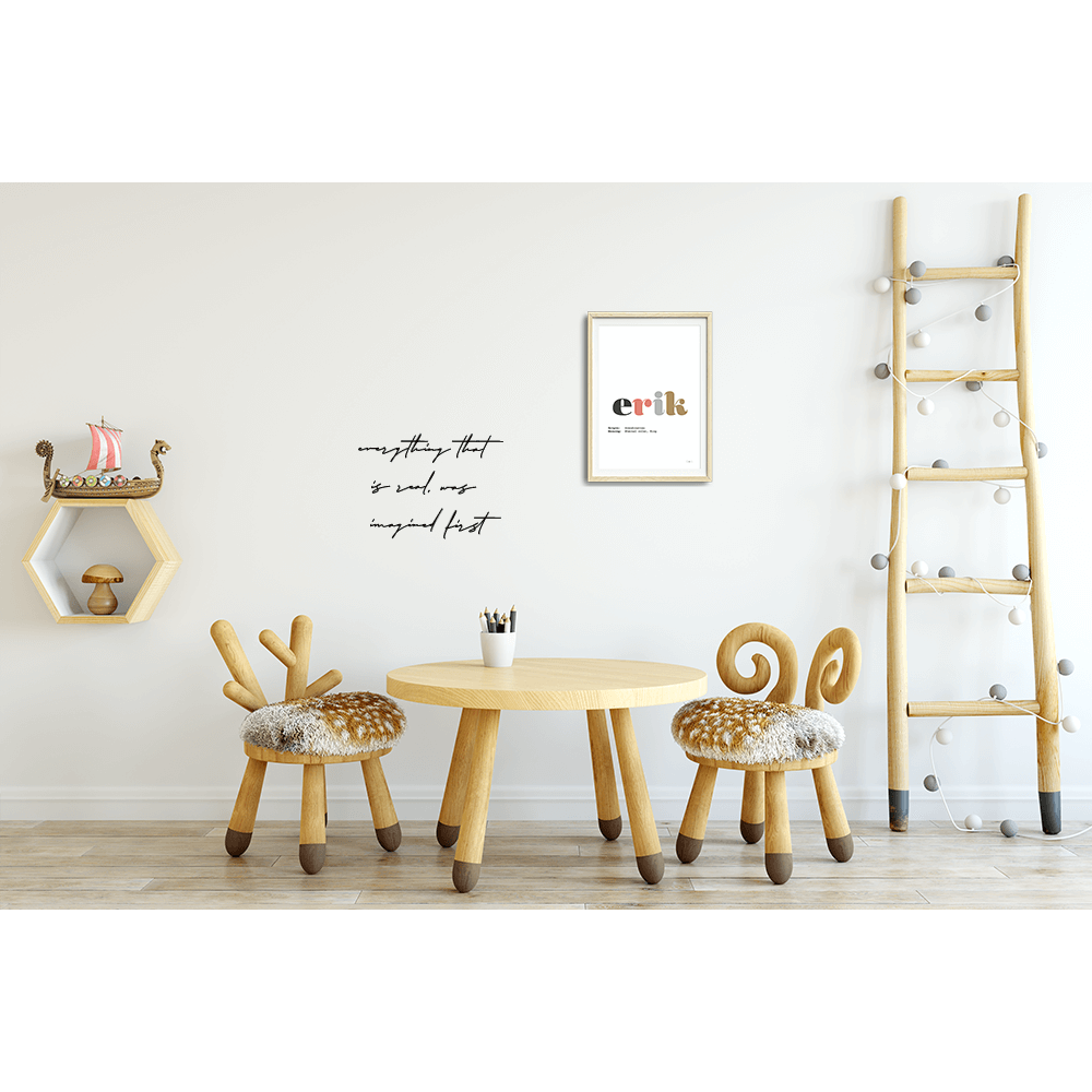 Word for the Wall - Custom Wall Decals