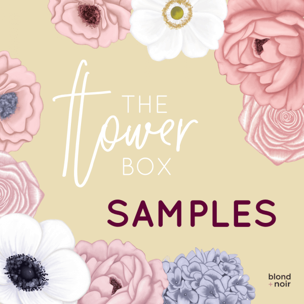 The Flower Box - Samples