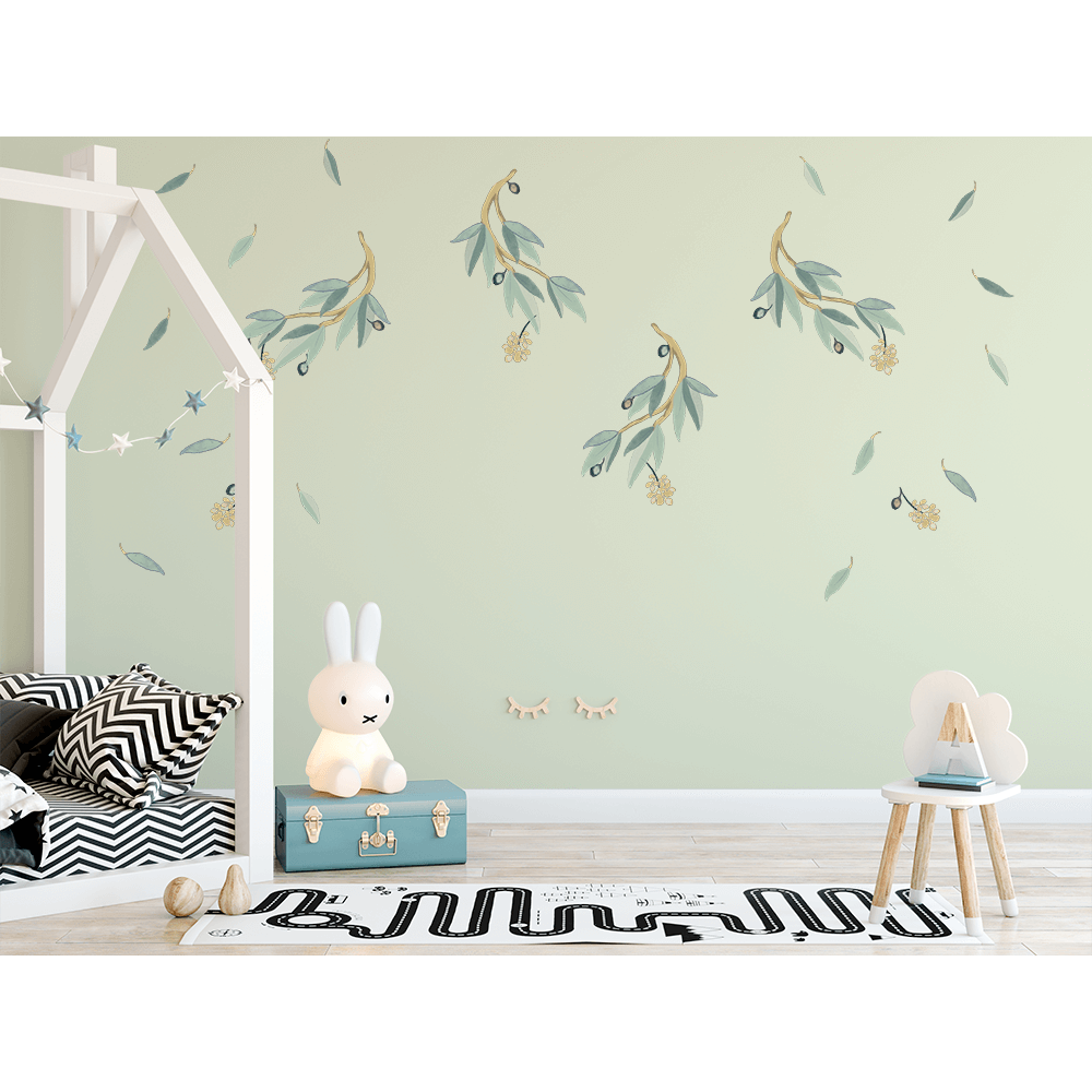 Snowy River Wall Decals