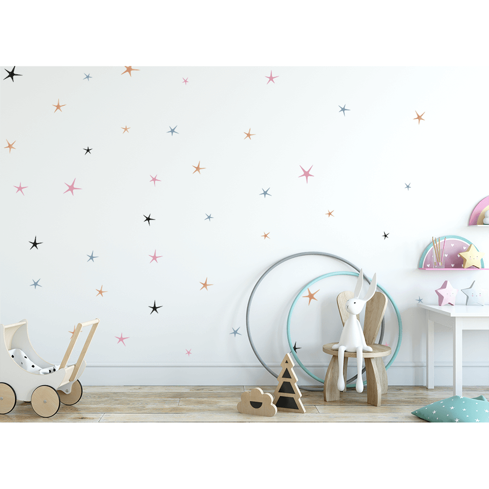 Sweet Star Wall Decal