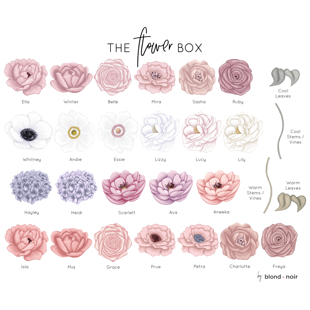 The Flower Box - Small