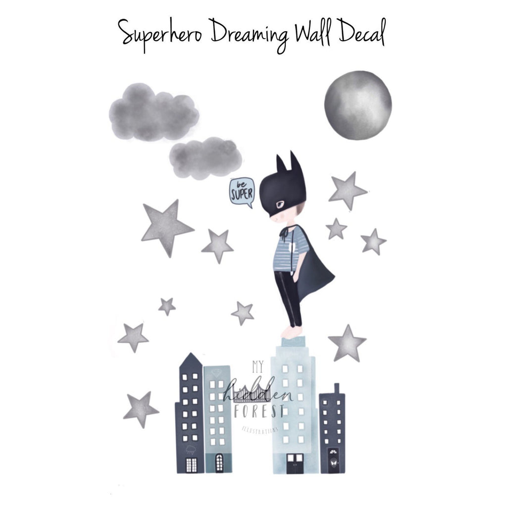 A2 Superhero Dreaming