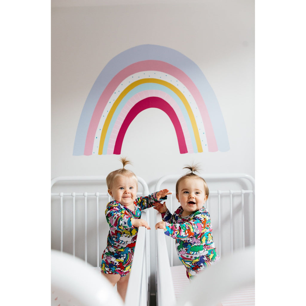 Maxi Rainbow Wall Decals