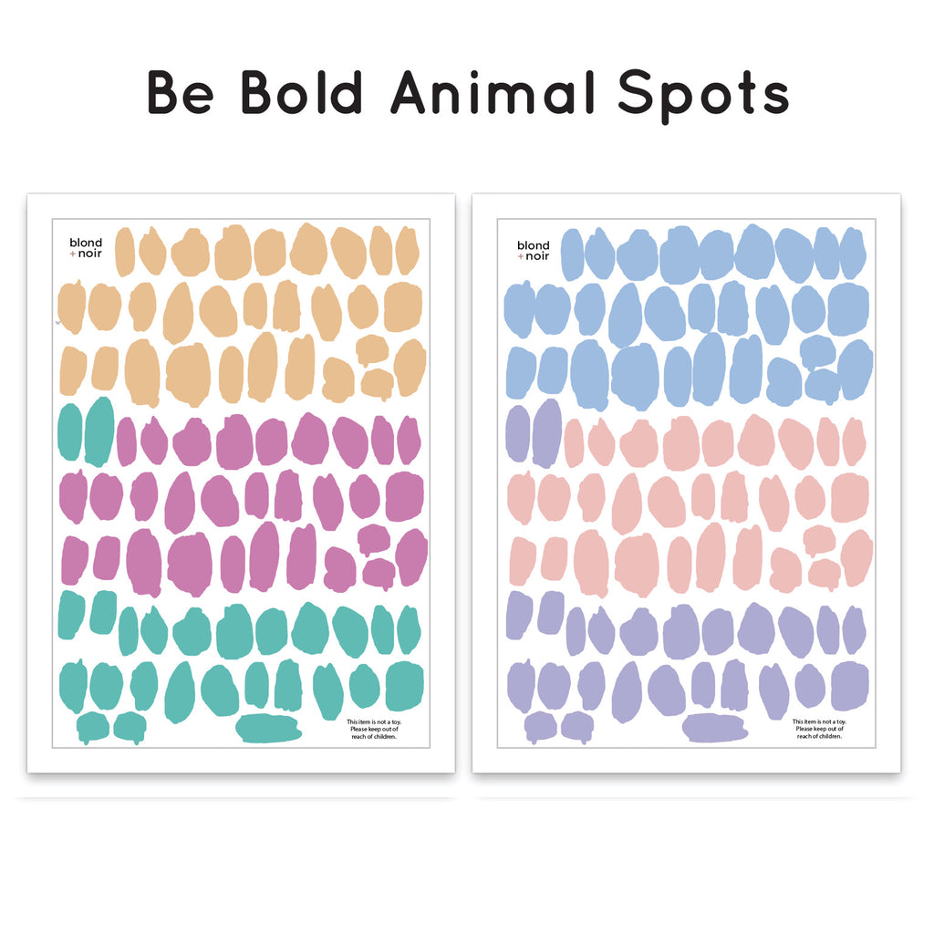 Be Bold Animal Spots