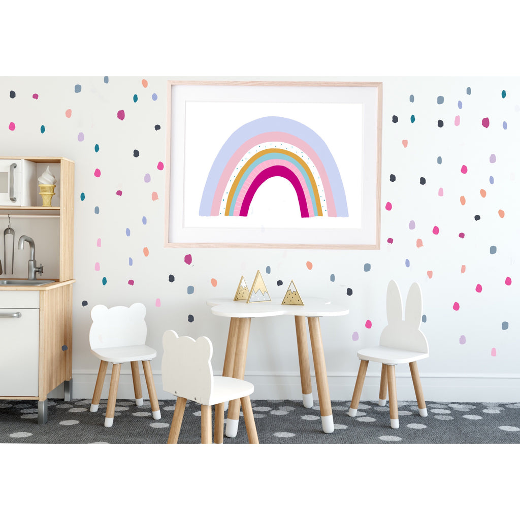 Lola Animal Spots Wall Decals