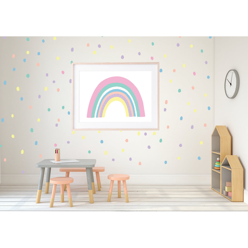 Sorbet Animal Spots Wall Decals