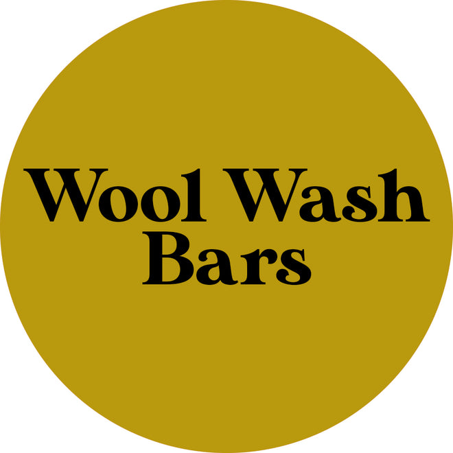 Wool Wash Bars