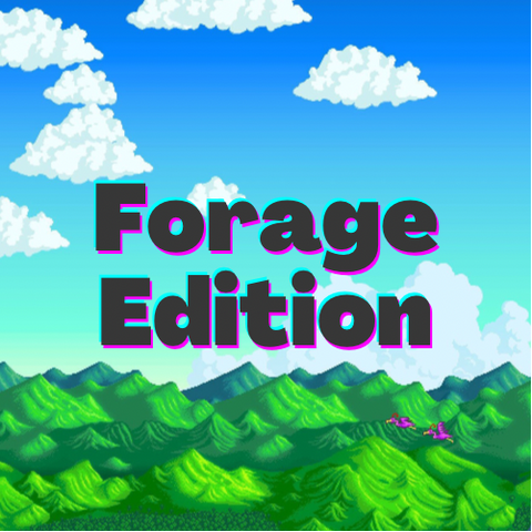Stardew Valley Charm Club: Forage Edition