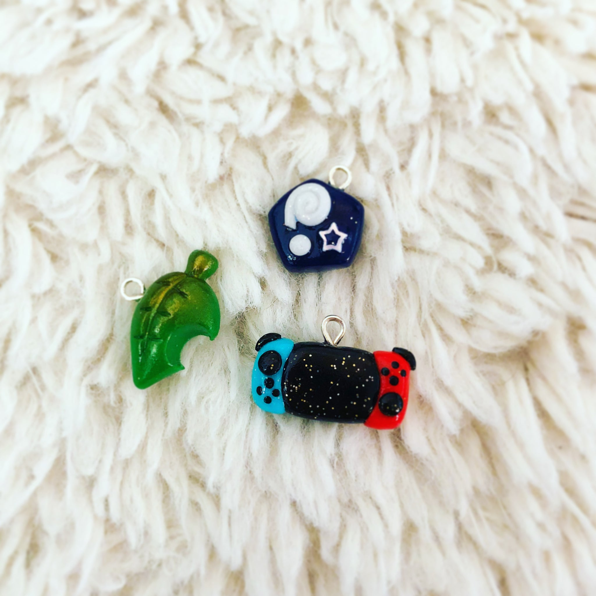 Switch / Animal Crossing Charms