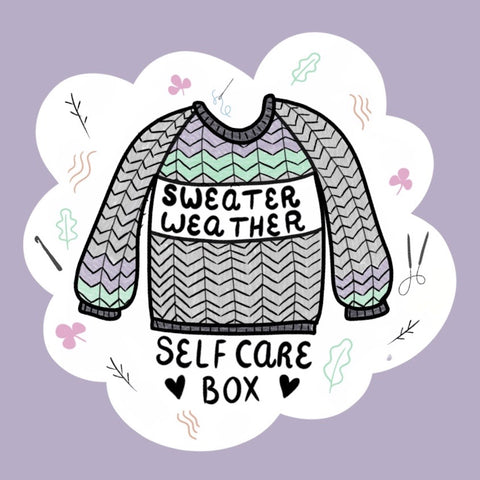 September Self Care Box: Sweater Weather