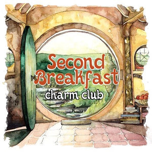 Second Breakfast (LOTR) Charm Club