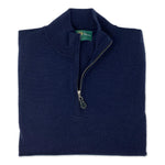 ALAN PAINE Quarter Zip