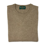 ALAN PAINE Geelong Wool Crew Sweater