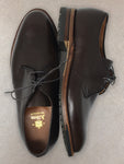ALDEN Plain Toe Alpine Grain Blucher