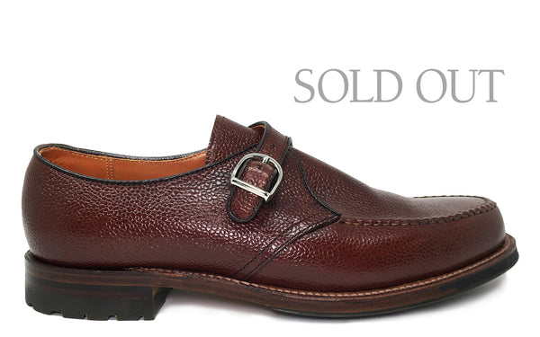 ALDEN x DW ~ The Custom House Monk