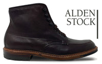 ALDEN 4012HC Brown Rusticalf Indy Boot