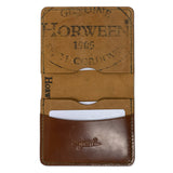 CASPER LEATHER Amaretto Fly Box Wallet