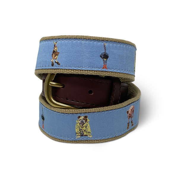 DW Animal Belt