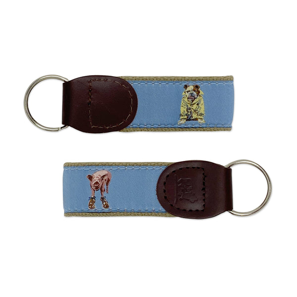 DW Animal Key Fob