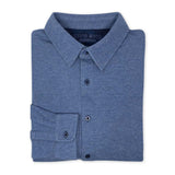 DW Long Sleeve Button Front Shirt