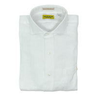DW White Linen Shirt