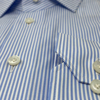 EMANUEL BERG Dress Shirt – Medium Spread