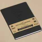 GENTLEMEN'S HARDWARE Waterproof Notebook