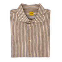 IGNATIOUS JOSEPH Multicolor Stripe Shirt