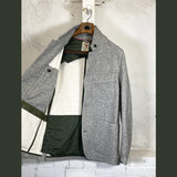 RELWEN Sweater Trap Blazer