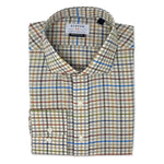 SYSTEM 75 Multicolor Gingham Shirt
