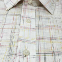 SYSTEM 75 Kentucky Rainbow Linen Plaid