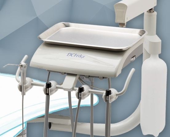 DCI Edge Series 4 Post Mount Delivery System on Non DCI Chairs