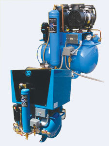 Tech West Rocky Series Oil-less Compressor