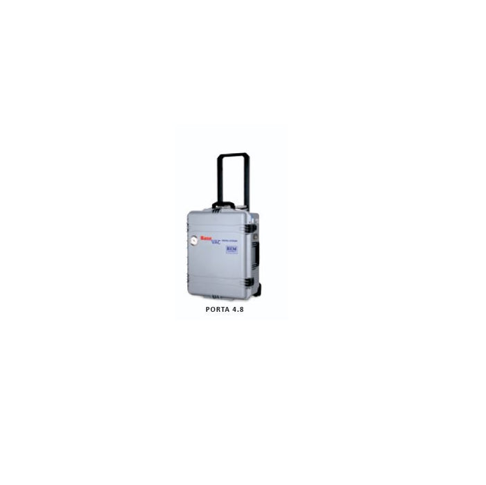 BaseVac Portable Unit VT4.8 Porta 4.8
