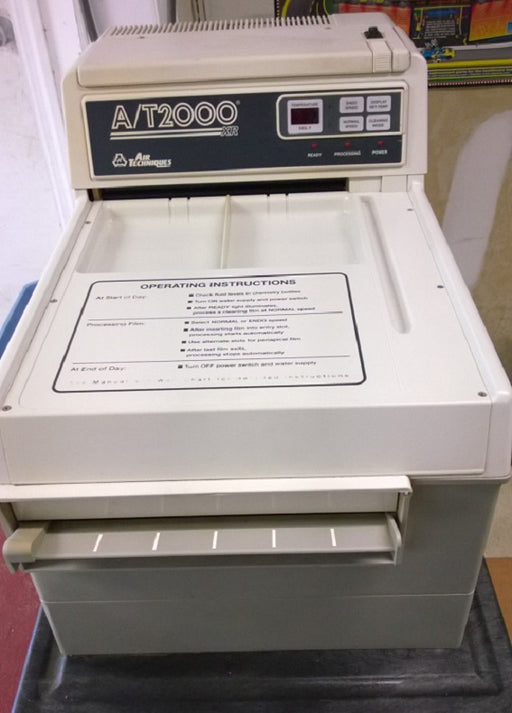 A/T 2000 XR Automatic Dental Film Processor